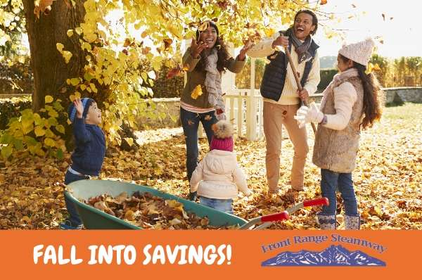 Fall Carpet Cleaning Specials